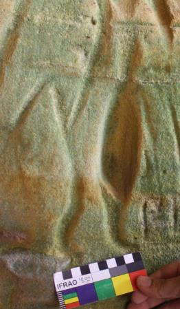 Figure 5. Human Figure, Prang Site